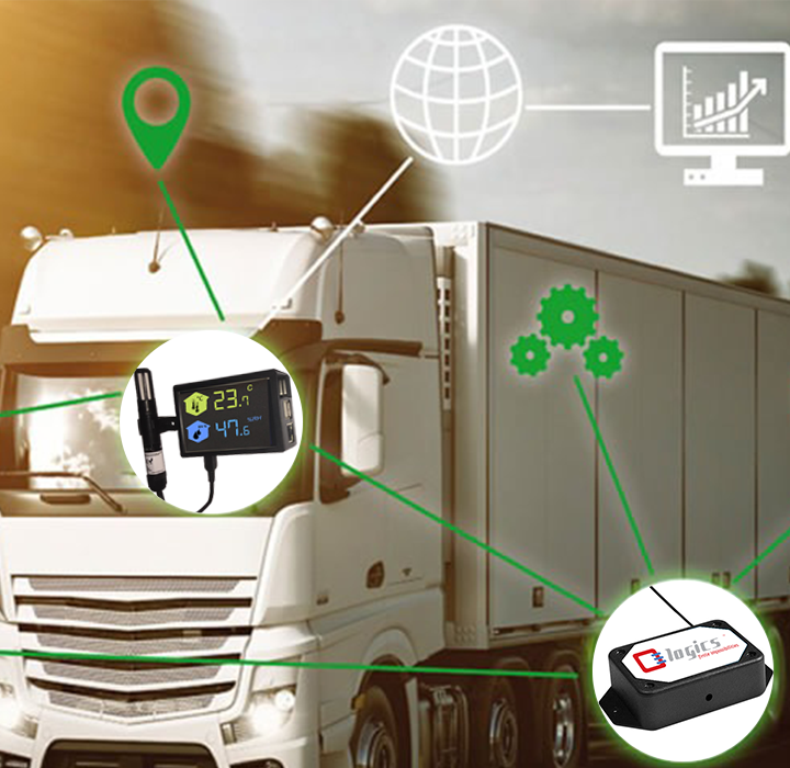 Q3L-iSIM-V (Vehicle Based Environmental Monitoring)