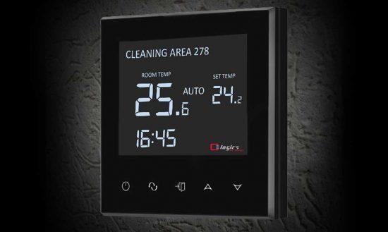 Q3Logics Thermostat